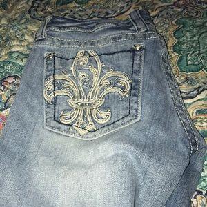 Light Wash Boot Cut Miss Me Jeans